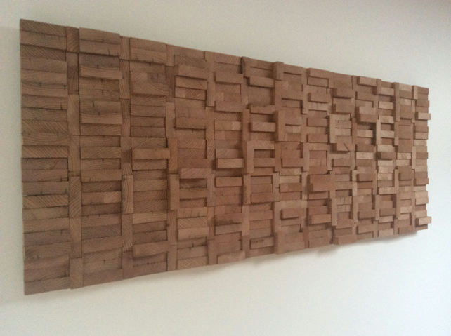 Wall Sculpture - Oaky Dokey