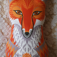 Felix the Fox Tea towel