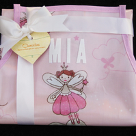 Personalised Child's Fairy Apron - Girls