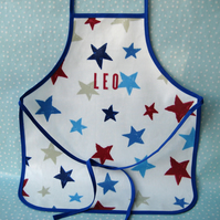 Personalised Children's Apron - Boys