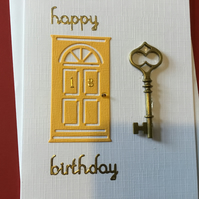 Unusual 18th Birthday Card JM340