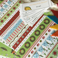 Make your own Christmas cracker kit