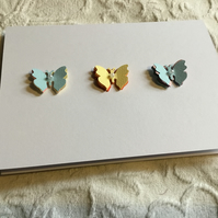 Pretty butterfly card