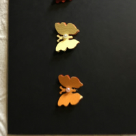 Hand made butterfly card