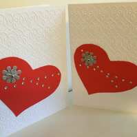 Beautiful Mothers day, valentines or anniversary card