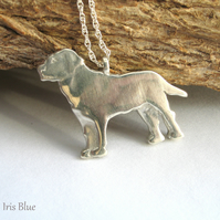 Labrador Dog Necklace
