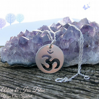 Om Necklace Yoga