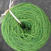 Hand-dyed Pure Jacob Double Knitting Wool Meadow 100g