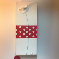 Dotty Daisy canvas Wall Candy Original