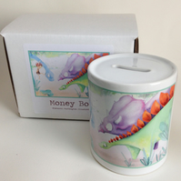 Dinosaurs Money Box