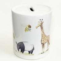 Animal Money Box