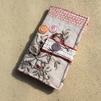 Vintage Sewing Needle Case