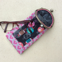 Chinese Lantern Glasses Case