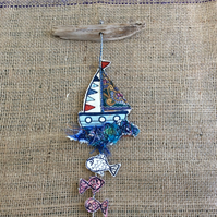 Seaside Driftwood Hanging