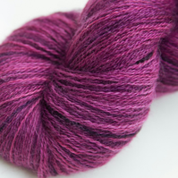 Faith - Bluefaced Leicester 2-ply laceweight yarn