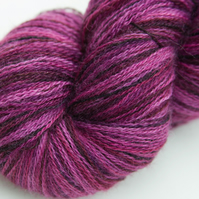 Charity - Bluefaced Leicester 2-ply laceweight yarn