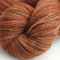 Dracaena - Bluefaced Leicester laceweight yarn