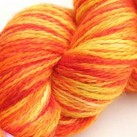 Marigold - Superwash merino sport-sock weight yarn