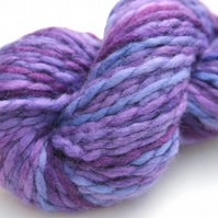 SALE Recline - Chunky merino wave wrap yarn