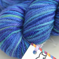 SALE Venice - Bluefaced Leicester aran yarn