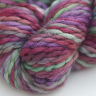 SALE Heath - Chunky merino wave wrap yarn