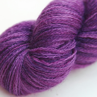 SALE Unicorn - Bluefaced Leicester laceweight yarn