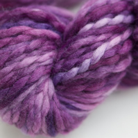 SALE Angels - Chunky merino wave wrap yarn
