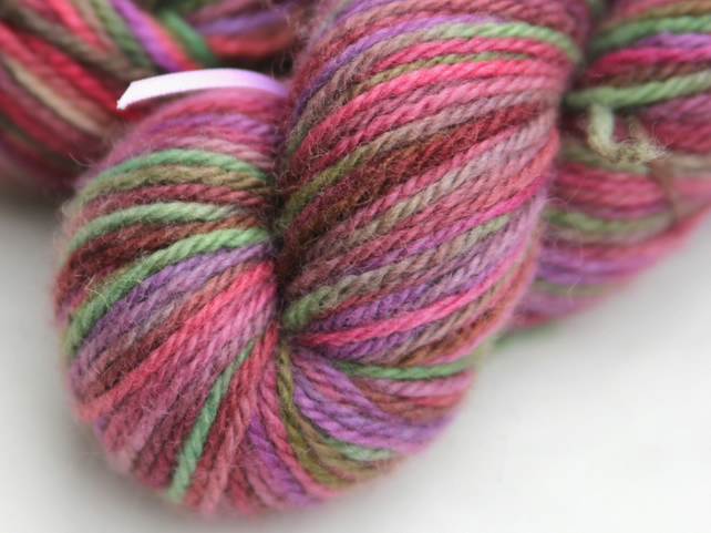 SALE Inverness - Bluefaced Leicester aran yarn