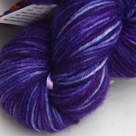 SALE SPECIAL Milky Way - Superwash Bluefaced Leicester DK yarn