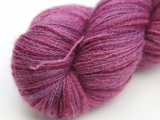 SALE: Bloom - Bluefaced Leicester laceweight yarn