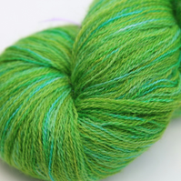 Ecology - Bluefaced Leicester laceweight yarn