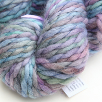 SALE Apparition - Chunky merino wave wrap yarn