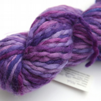 SALE Wish - Chunky merino wave wrap yarn