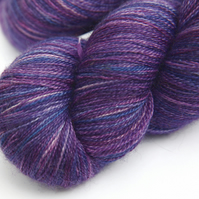 Promises - Silky Superwash Bluefaced Leicester laceweight yarn