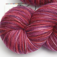 Happy Days - Superwash merino-bamboo laceweight yarn