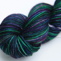 Happy Thoughts - Superwash Bluefaced Leicester 4-ply yarn