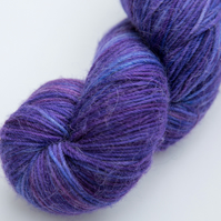 SALE: Treasure - Squashy merino alpaca 4-ply yarn