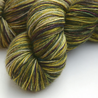 SALE: Roadside - Superwash merino yak nylon 4-ply yarn