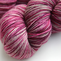 SALE: Ditsy - Superwash merino yak nylon 4-ply yarn
