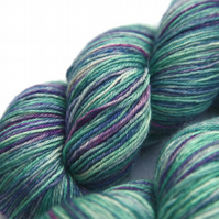 Daydream - Superwash Bluefaced Leicester 4-ply yarn