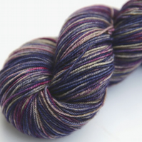 Stillness - Superwash merino yak nylon 4-ply yarn