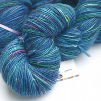 SALE: Lost in a Good Book - Squashy merino-alpaca-nylon yarn