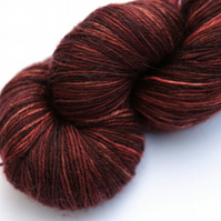 Game of Conkers - Superwash Bluefaced Leicester 4-ply yarn