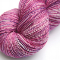 SALE: Placid - Superwash merino bamboo laceweight yarn