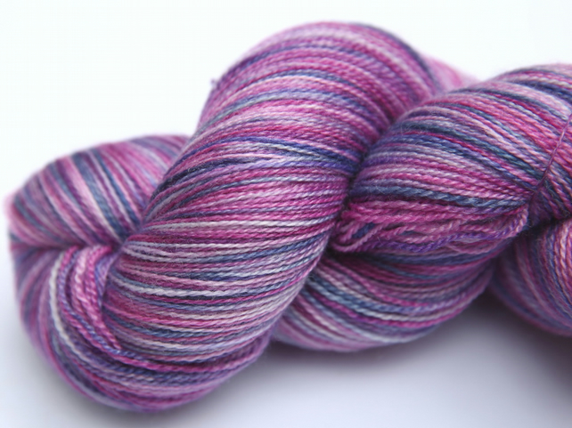 Gentle - Superwash merino bamboo laceweight yarn