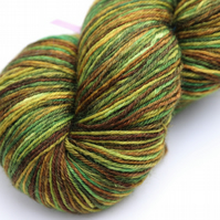 Cypress - Superwash Bluefaced Leicester 4 ply yarn