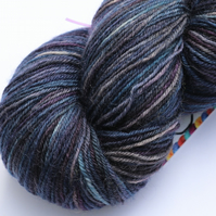 Industrial - Superwash Bluefaced Leicester 4 ply yarn