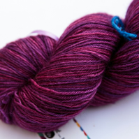 Passion - Superwash Bluefaced Leicester 4 ply yarn
