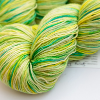 Spring Day - Superwash Bluefaced Leicester 4 ply yarn