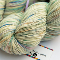 SALE: Smudge - Superwash wool nylon 4 ply yarn